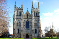 Selby Abbey front